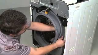 Как поменять манжету стиральной машины?