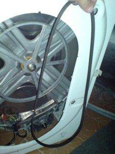 Ремень для стиральной машины