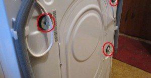 Транспортные болты стиральной машины