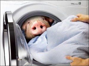 Пахнет из стиральной машины воняет