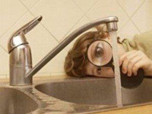 Жесткая водопроводная вода