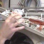 Как снять панель управления стиральной машины