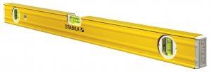 Уровень строительный желтый