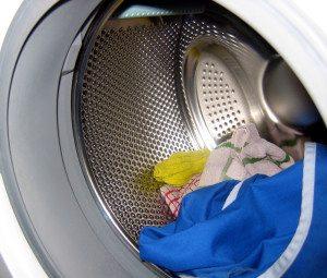 Отжим и стирка в стиральной машине