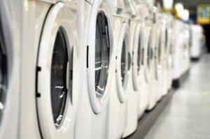 Много стиральных машин
