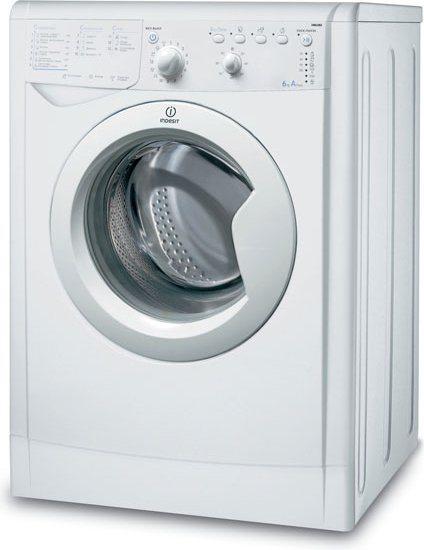 Отзывы о стиральных машинах Indesit