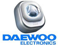 daewoo стиральная машина