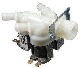 Впускной электромагнитный клапан для стиральной машины – проверка и замена