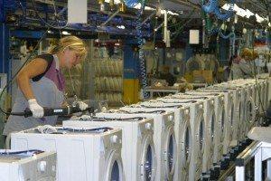Сборка стиральных машин