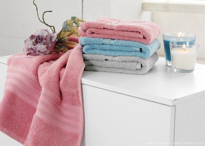 Правильная стирка махровых полотенец — советы бывалых!