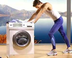 Сколько весит стиральная машина автомат