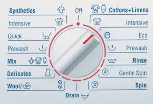 Программы стиральных машин