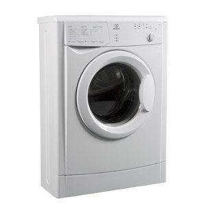 Узкая стиральная машина Индезит