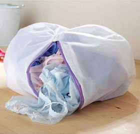 Мешки для стирки белья - обзор и рекомендации