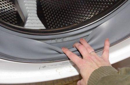 Что делать если появилась плесень в стиральной машине?