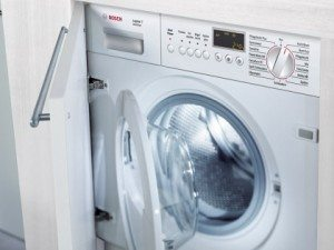 Встраиваемая стиральная машина Бош