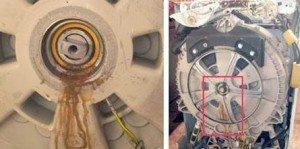 износ сальников в стиральной машине