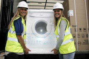 Как перевозить стиральную машину — советы мастера