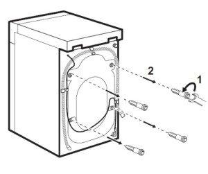 Перевезти стиральную машинку