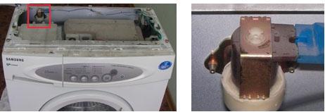 самослив в стиральной машине