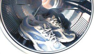 стирка обуви в машине