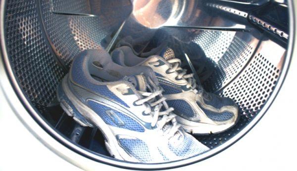 Стирка обуви в стиральной машине - инструкция