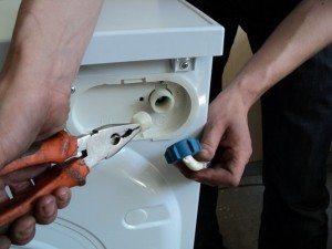 ошибка f17 на стиральной машине Bosch