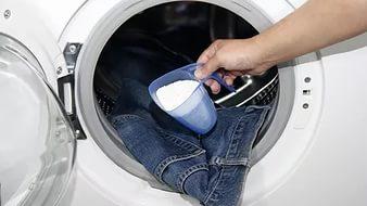 Как правильно стирать джинсы в стиральной машине?