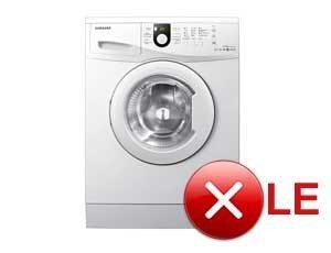 Ошибка LE в стиральной машине