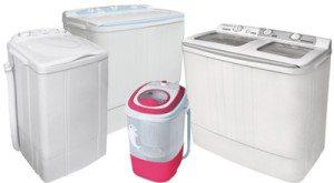 Как выбрать стиральную машину полуавтомат с отжимом?