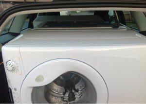 перевозим стиральную машину