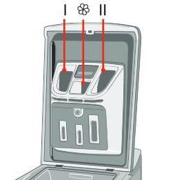 порошкоприемник стиральной машины Bosch