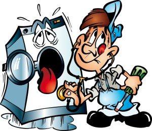 У стиральной машины сбиваются программы — чиним сами