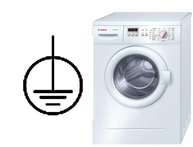 Заземление стиральной машины своими руками
