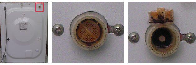 клапан в стиральной машине Самсунг