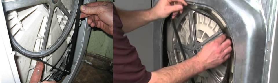 ремень в стиральной машине Самсунг