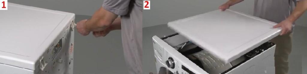 Барабан в стиральной машинке шатается