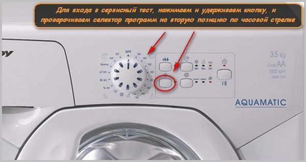 сбиваются программы в стиральной машине
