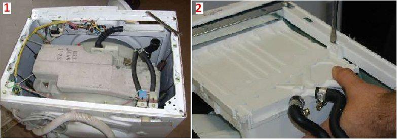 шланги в стиральной стиральной машине
