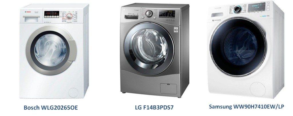 марки стиральных машин