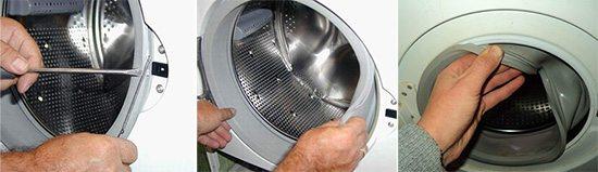 манжета стиральной машины