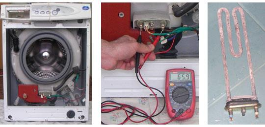Стиральная машина выбивает автомат (узо) или пробки при включении