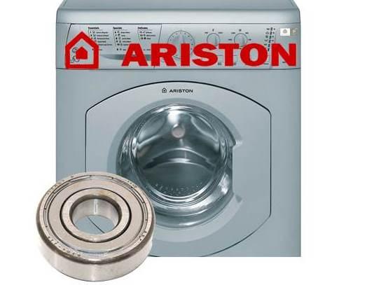 Как поменять подшипник в стиральной машине Ariston