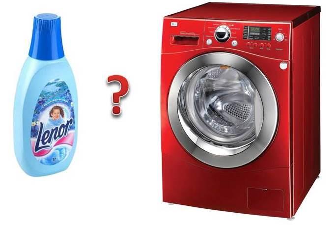 Куда наливать кондиционер в стиральной машине