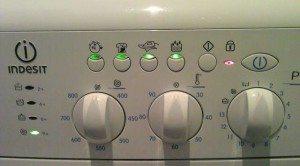 индикаторы стиральной машины