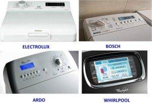 модели стиральных машин с вертикальной загрузкой