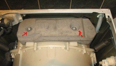 противовес стиральной машины Бош