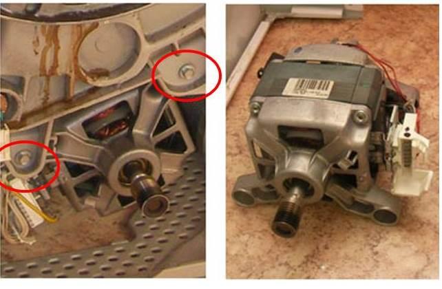 двигатель в стиральной машинке