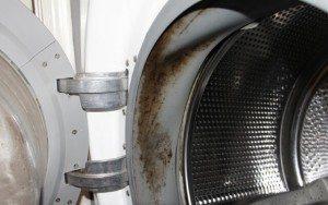 чистка резинки стиральной машины