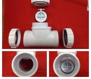 Обратный клапан для стиральной машины — обзор